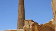 تاریخانه دامغان یادگاری از عهد ساسانی +عکس