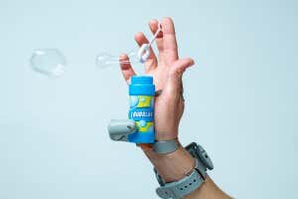 نحوه تاثیر انگشت رباتیک بر مغز شرکتکنندگان