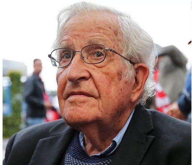 نوام چامسکی: ترور سلیمانی همانند آن است که ایران پومپئو را ترور کند   اتفاقی این چنینی در جنگ جهانی دوم و جنگ سرد نیز رخ نداده