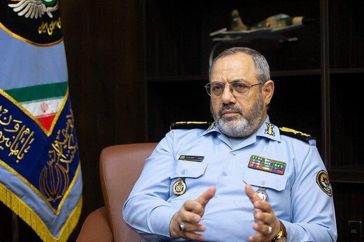 ارسال کمکهای مومنانه نیروی هوایی ارتش به سیستان و بلوچستان