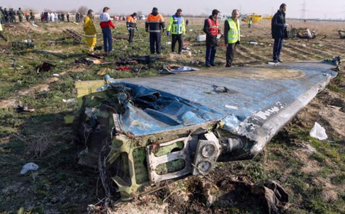 جعبه سیاه هواپیمای اوکراینی | خوانش جعبه سیاه هواپیمای اوکراینی از ۳۰ تیرماه