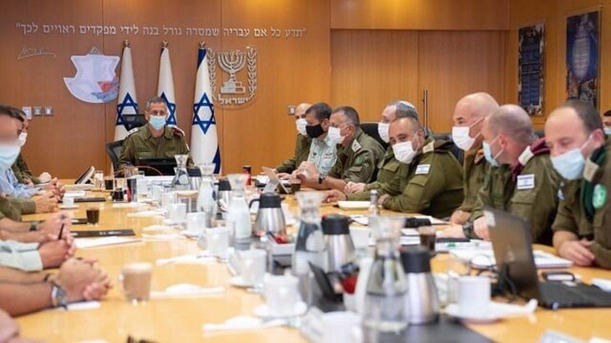 دستور نتانیاهو برای آمادگی مقابل تمام سناریوهای احتمالی| لغو سفر رئیس ارتش به واشنگتن