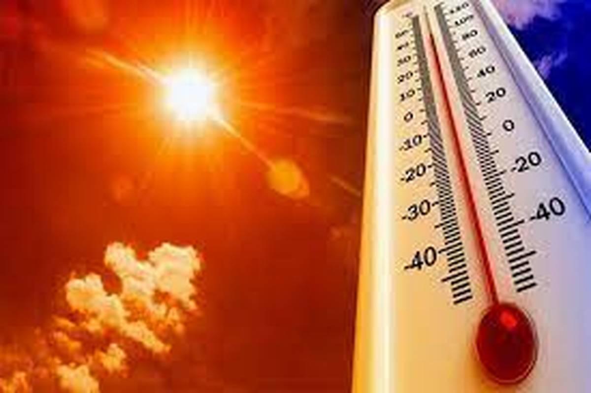 هواشناسی |  گرما در شهر برازجان به ۴۰ درجه سانتیگراد رسید.