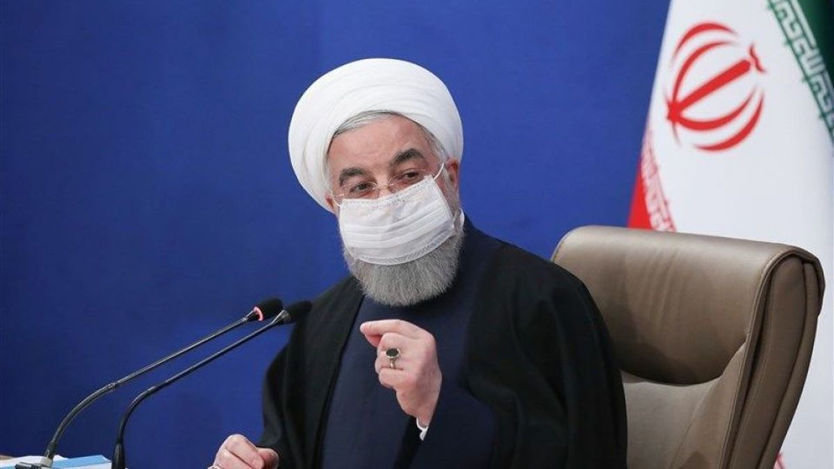 روحانی:  قیمت تعادلی اجناس از خود خارج شده است