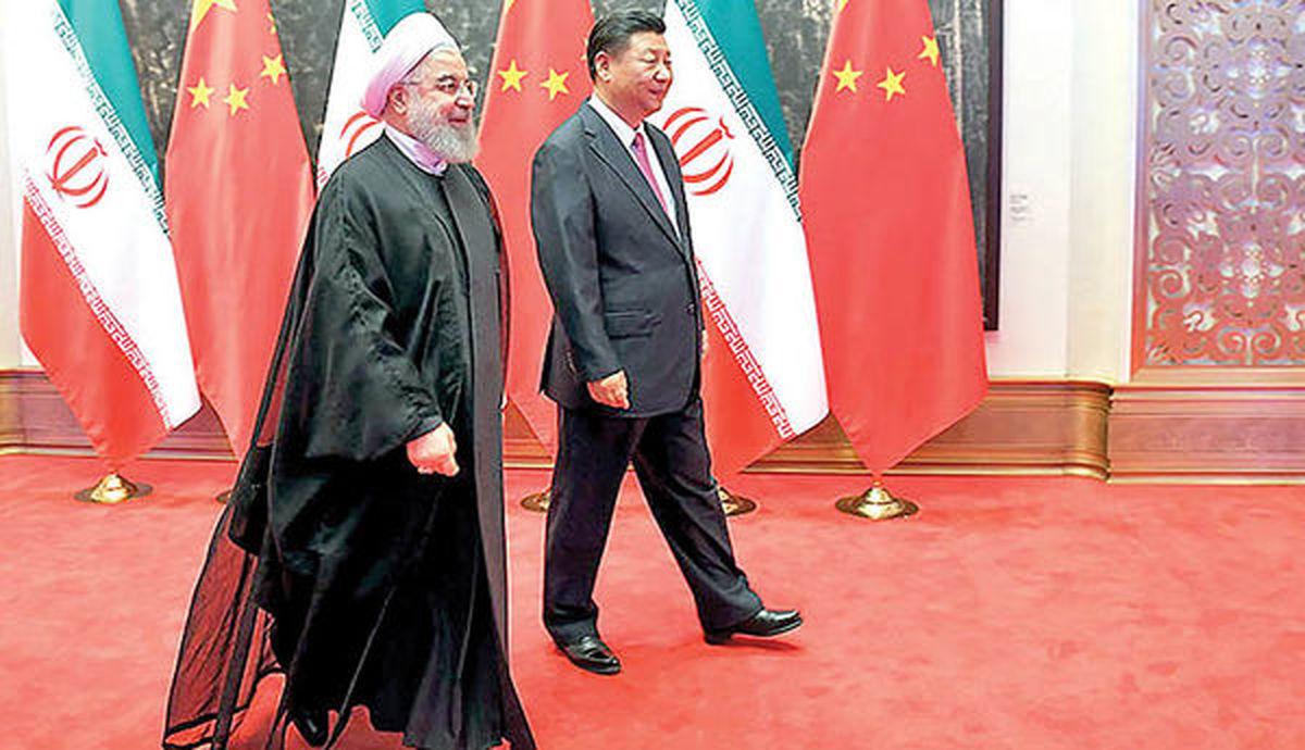 توافق ایران و چین و مرگ فشارحداکثری