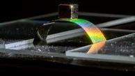 ابداع جدید دانشمندان آمریکایی     نوری که از «چوب فلز» منعکس میشود