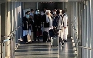 هیئت طالبان به مسکو رسید