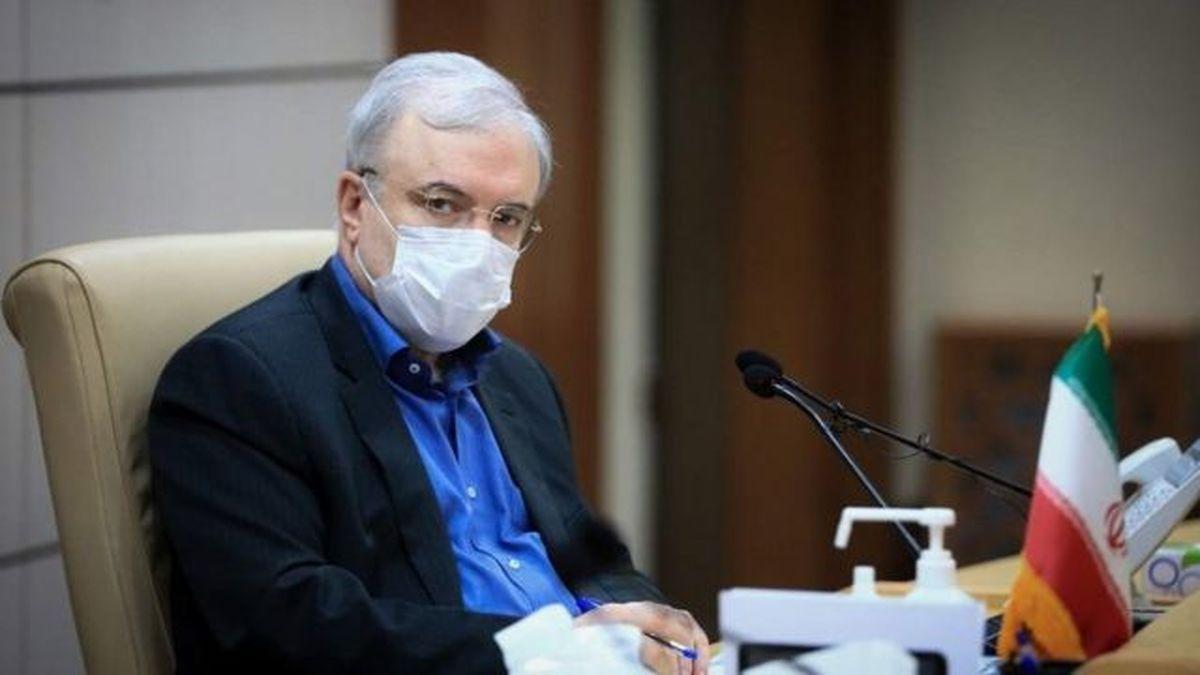 وزیربهداشت در امور اجرایی ستاد هماهنگی واکسیناسیون کشور جانشین خود  را انتخاب کرد