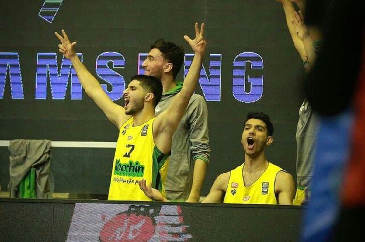 معرفی رقیبان ایران در جامجهانی بسکتبال جوانان