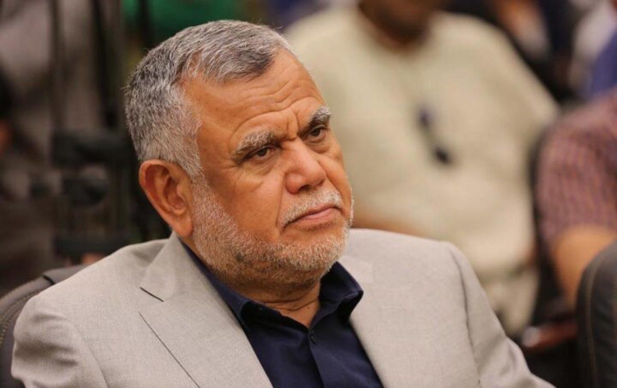 هادی العامری  |   سردار سلیمانی به عراق آمده بود تا تنش را با امریکا کم کند