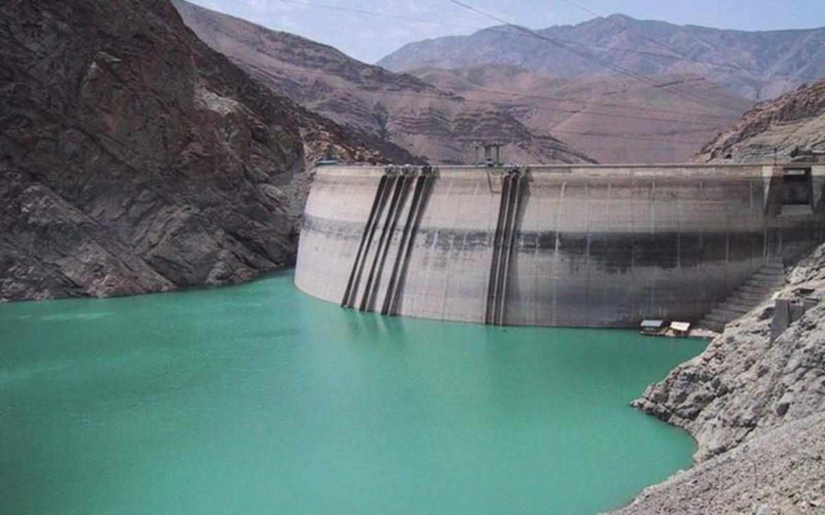 وضعیت ذخیره آب سدهای کشور