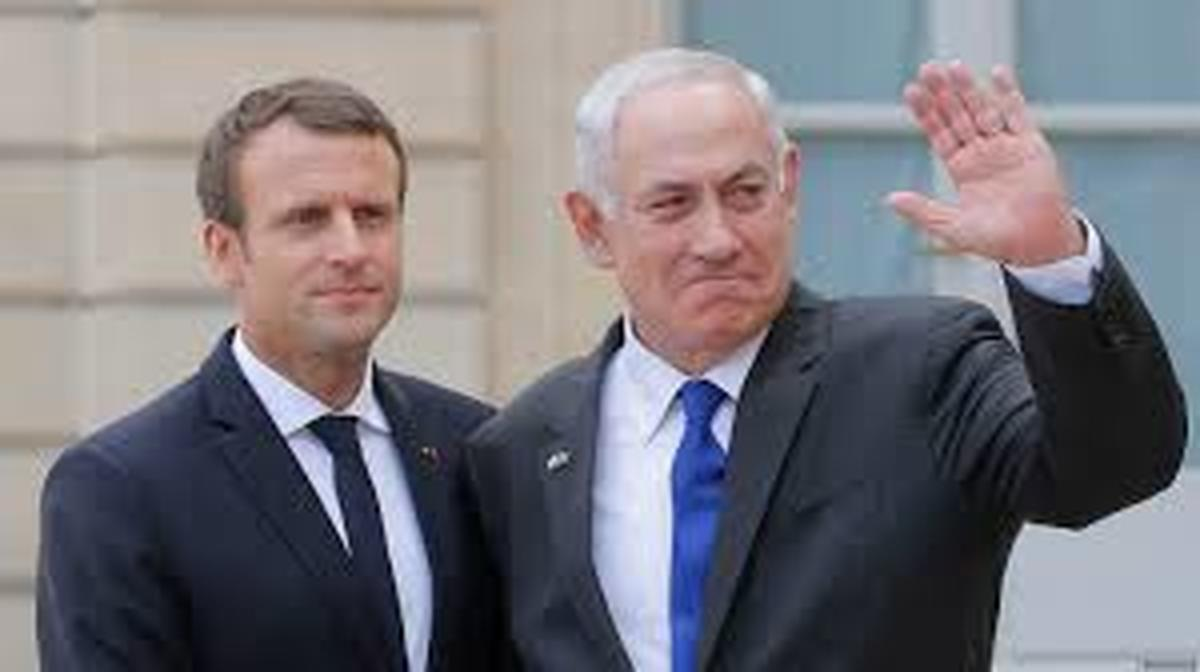 افشای محتوای گفتگوی تلفنی نتانیاهو با مکرون درباره ایران