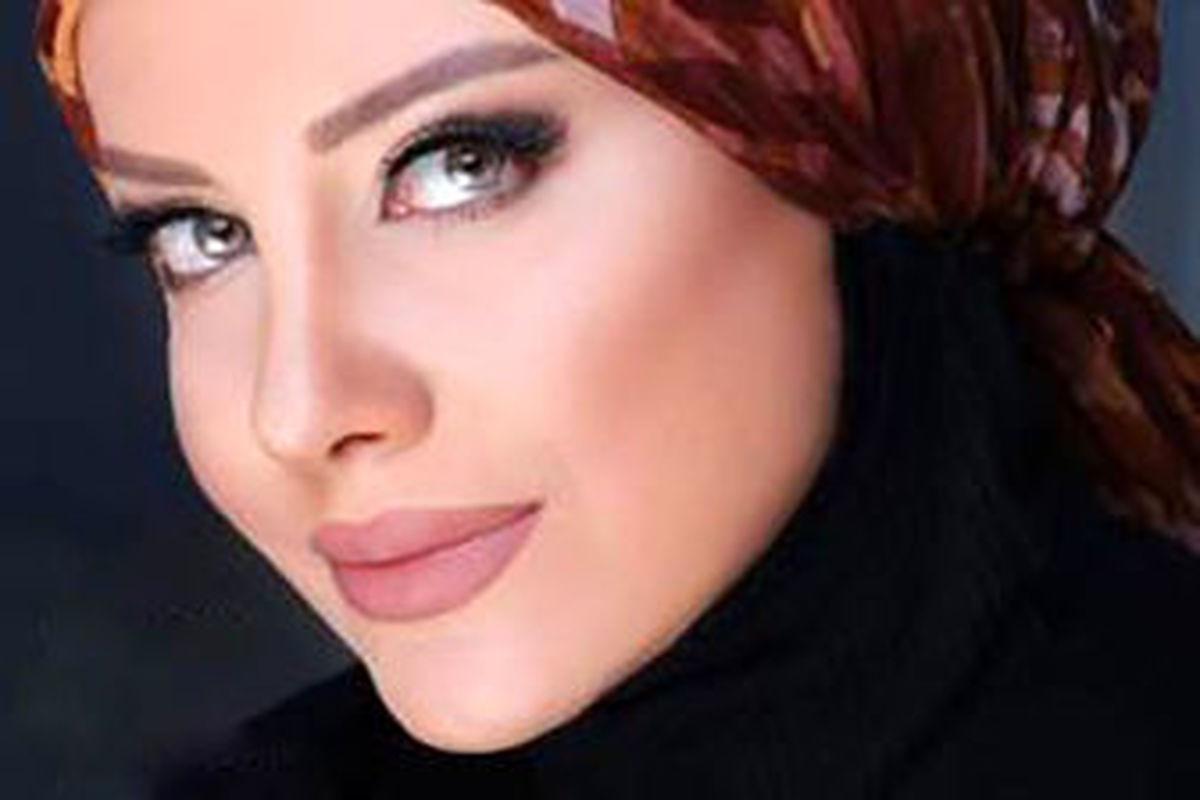 چهره ترسیده شراره رخام +عکس