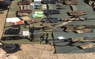 تیم مسلح تروریستی توسط سپاه پاسداران منهدم شد