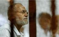 حکم حبس ابد رهبر «اخوان» در پرونده «پورت سعید» لغو شد