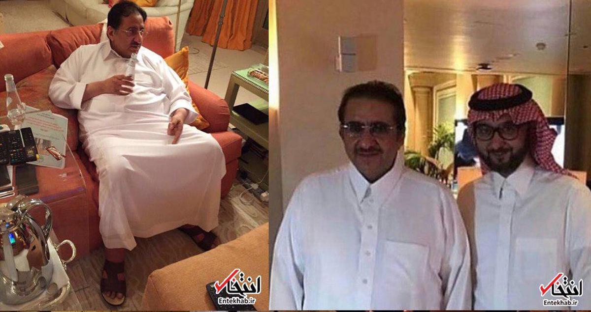 دو عکس جدید از محمد بن نایف ولیعهدِ برکنار شده عربستان در حبس خانگی