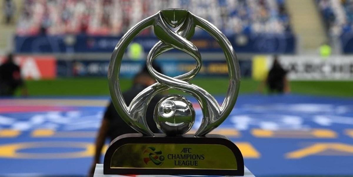 لیگ قهرمانان آسیا   |  برگزاری دیدار باشگاه النصر  با تراکتور در ریاض