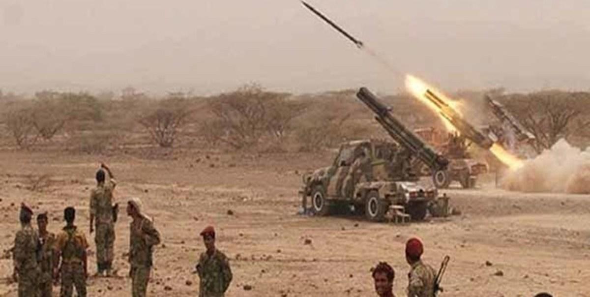 المیادین: نیروهای یمنی ۴ موشک بالستیک به مأرب شلیک کردند
