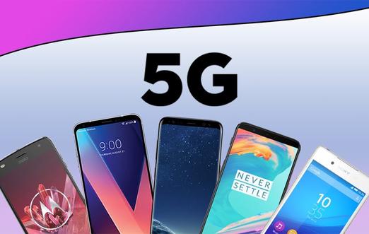 کدام کشورها از گوشیهای ۵G استقبال میکنند؟
