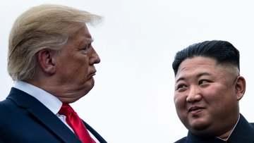 ترامپ: آزمایش موشکی کره شمالی ناقض مذاکرات نیست