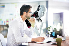 هوش مصنوعی ، صنعتی بزرگ