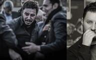 جواد عزتی به سوگ پدر نشست