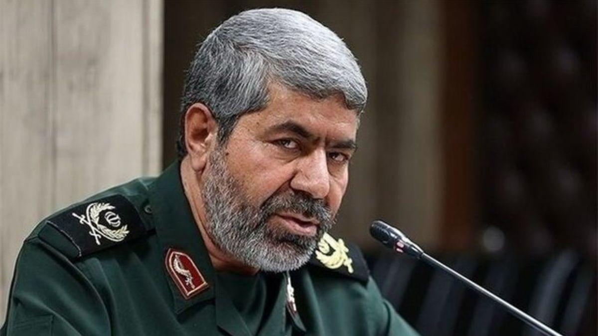سخنگوی سپاه: هیچ تسلطی روی شبکههای اینترت و فضای مجازی نداریم