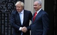 نتانیاهو با جانسون دیدار کرد