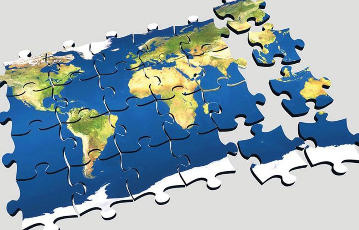 معمای جغرافیای سیاسی