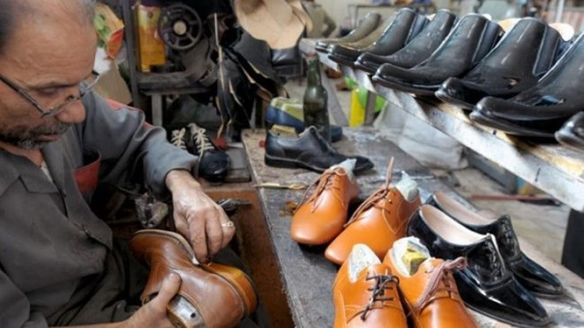 صادرات کفش ایران در نیمسال اول