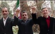 عضو جامعه مدرسین: احمدینژاد را،مشایی و بقایی خراب کردند