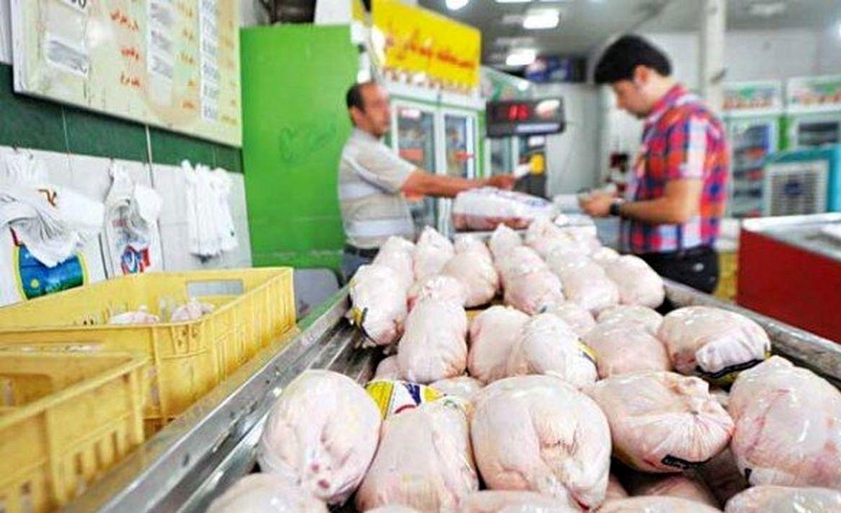 مرغ رابیش از ۲۷هزارتومان نخرید
