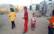 مستاجران همچنان در کانکس