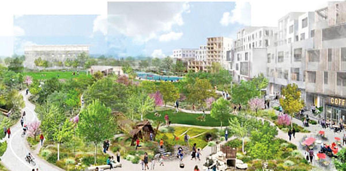 گوگل یک شهر فناوری میسازد | در فضای بزرگی شامل ساختمانهای تجاری و مسکونی