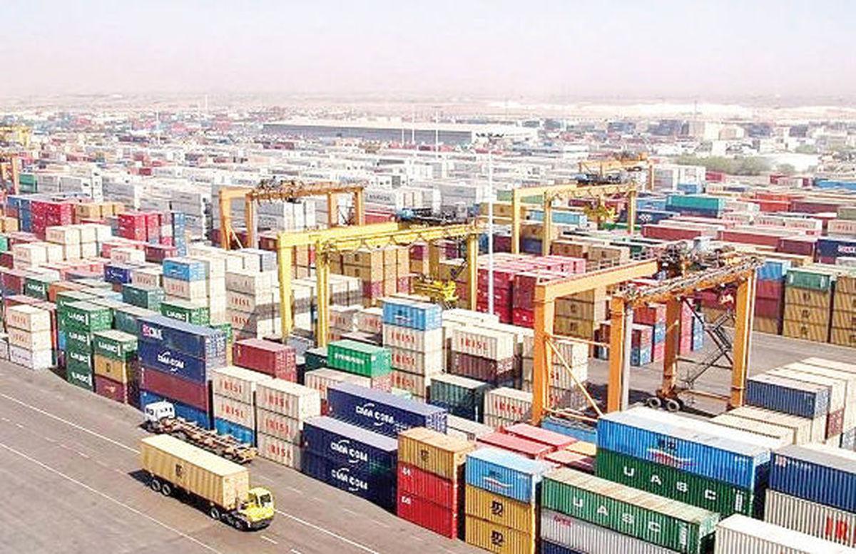 نمرات مثبت تجارت خارجی | صادرات در فروردین از واردات سبقت گرفت