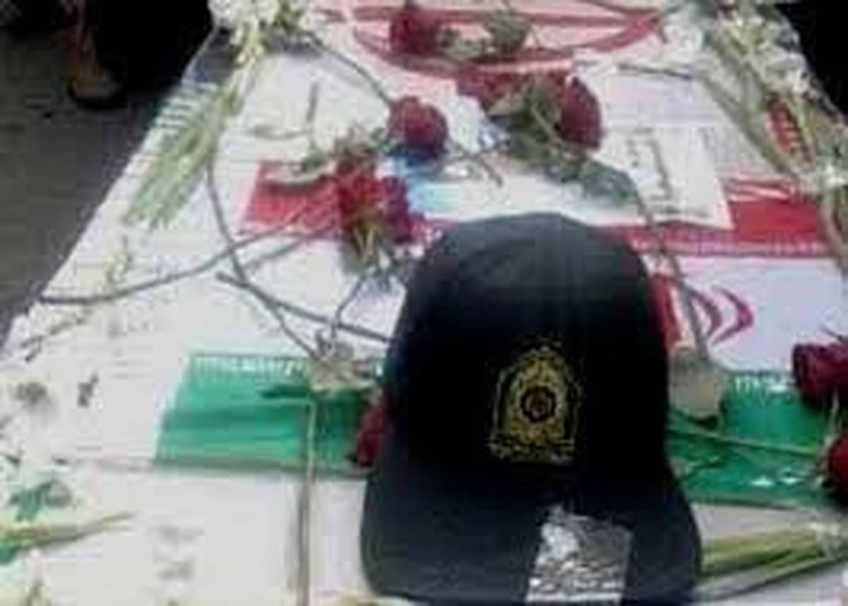شهادت یک مامور نیروی انتظامی در خوزستان
