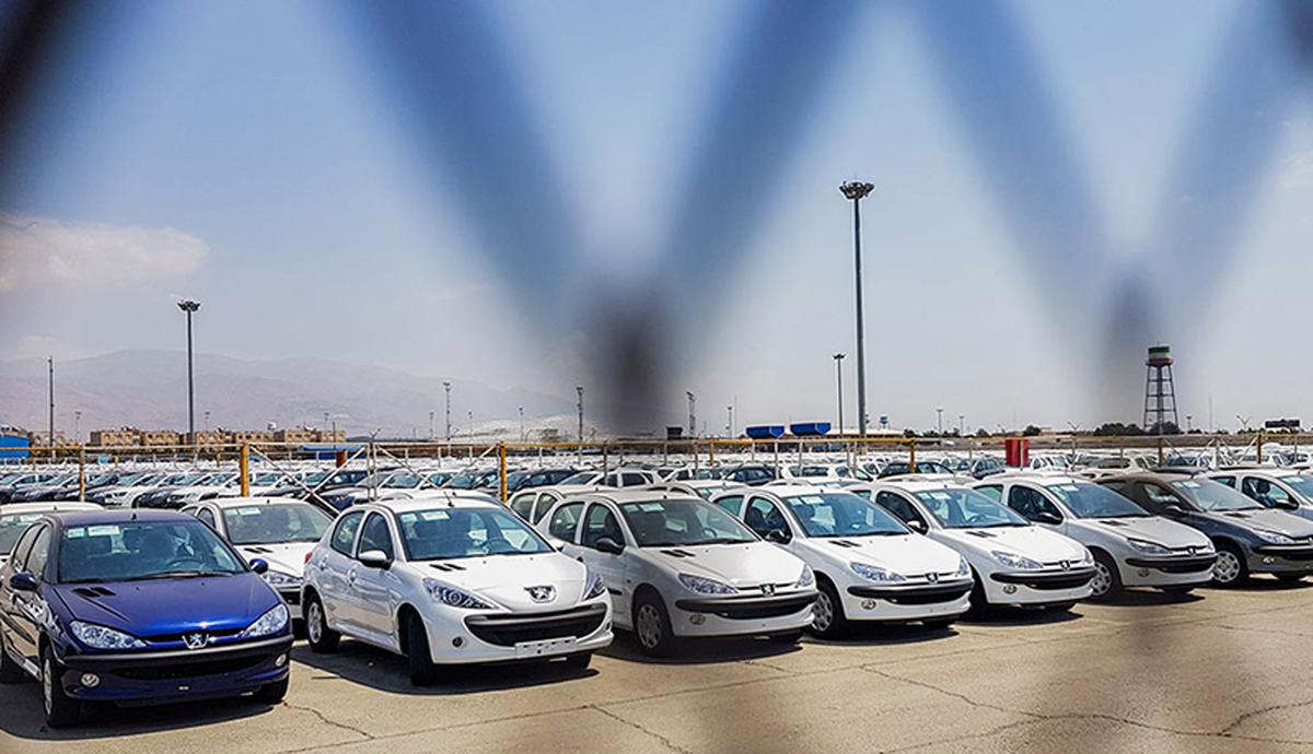 کدام خودروها 5 تا 8 میلیون تومان ریزش قیمت داشتند ؟
