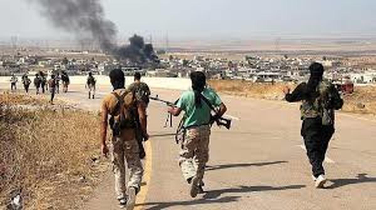ایحاد گروههای شبه نظامیان عراقی در فضای مجازی