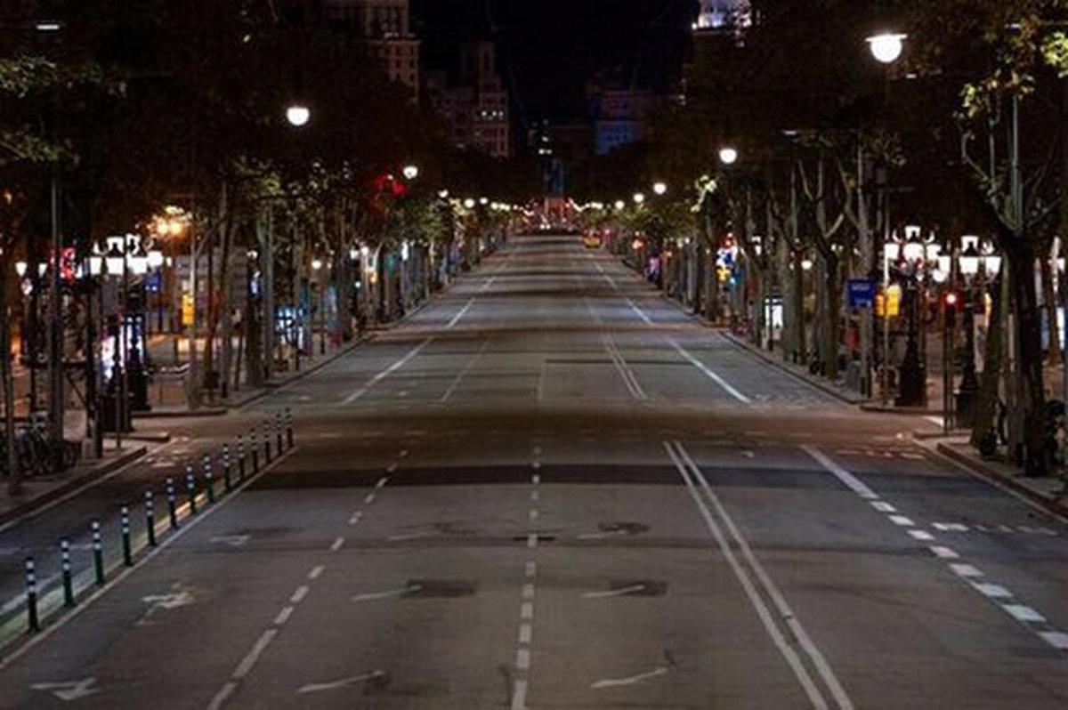 منع تردد از ساعت ٢٢ الی ٣ بامداد در شهرها اجرا خواهد شد