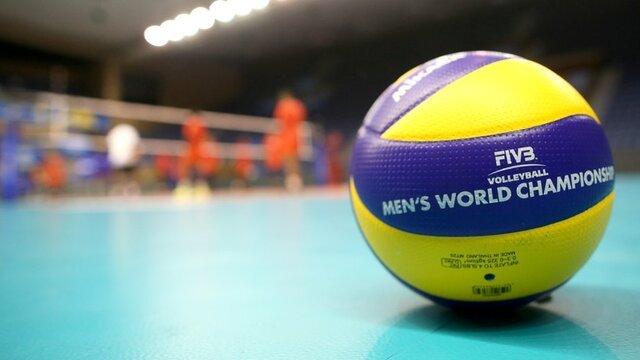 شکست تیم ملی والیبال ناشنوایان ایران برابر فرانسه
