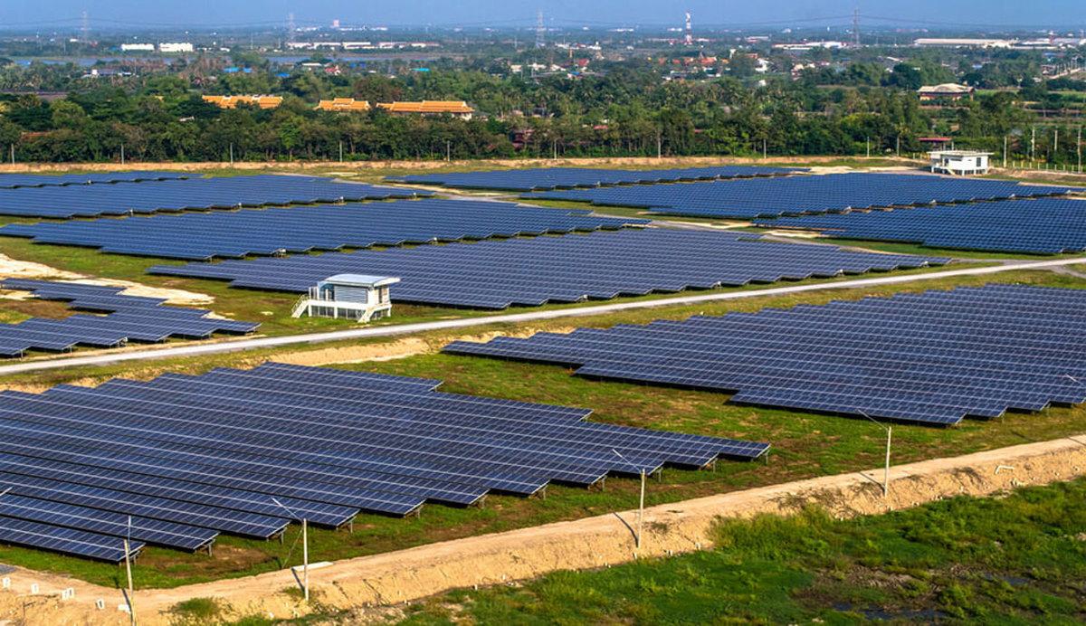 بزرگترین مزرعه خورشیدی در امارات ساخته میشود