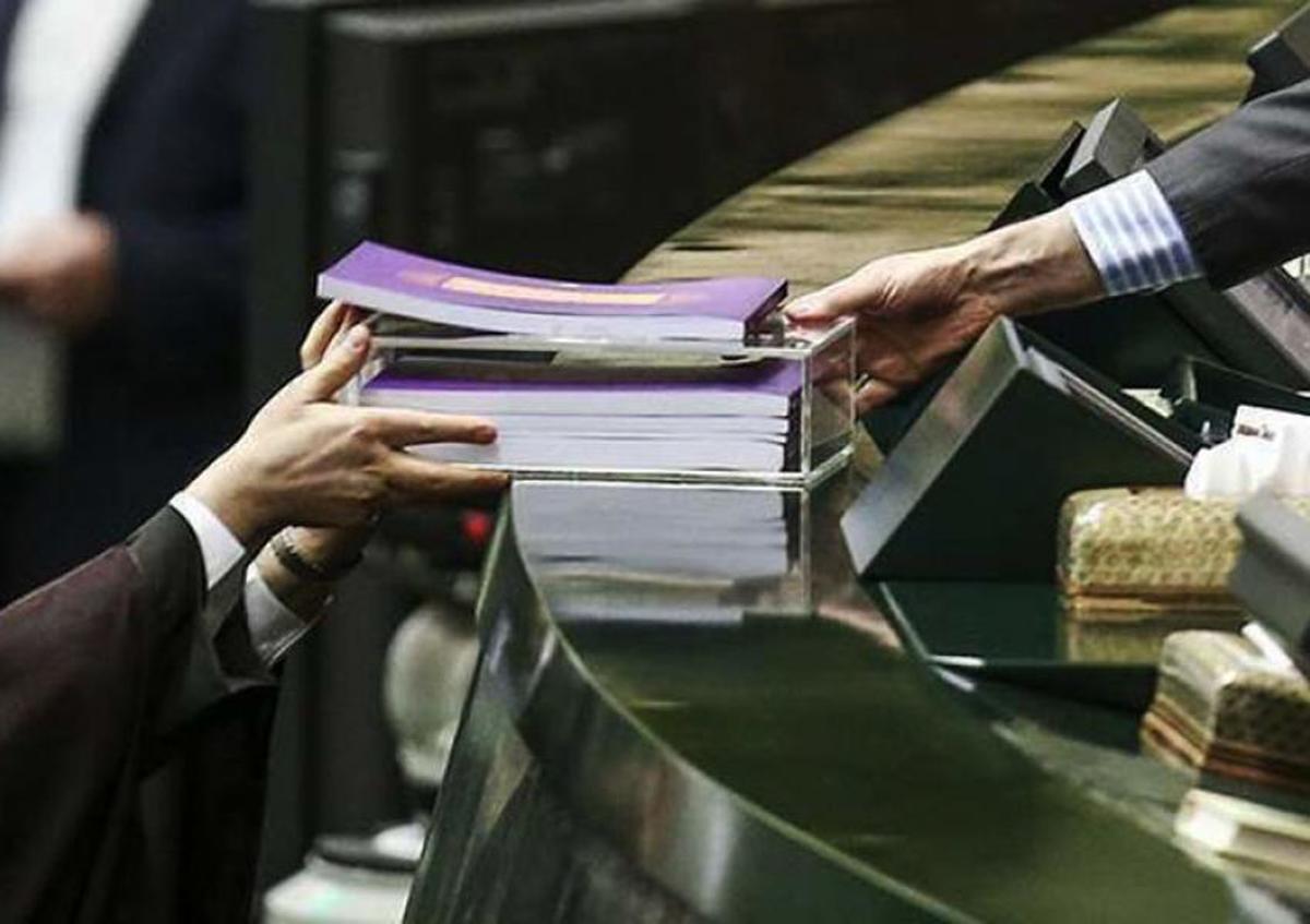 دولت در جریان دستکاری جداول بودجه در مجلس نیست