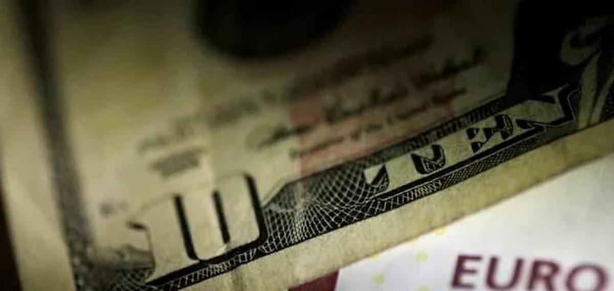دلار پایین آمد