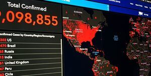 چرا  در کشورهای مختلف آمار تلفات کرونا کمتر از میزان واقعی است؟
