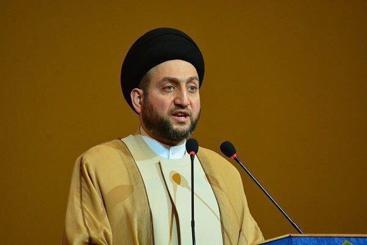 پیام سید عمار حکیم به مناسبت سالروز رحلت امام خمینی (ره)