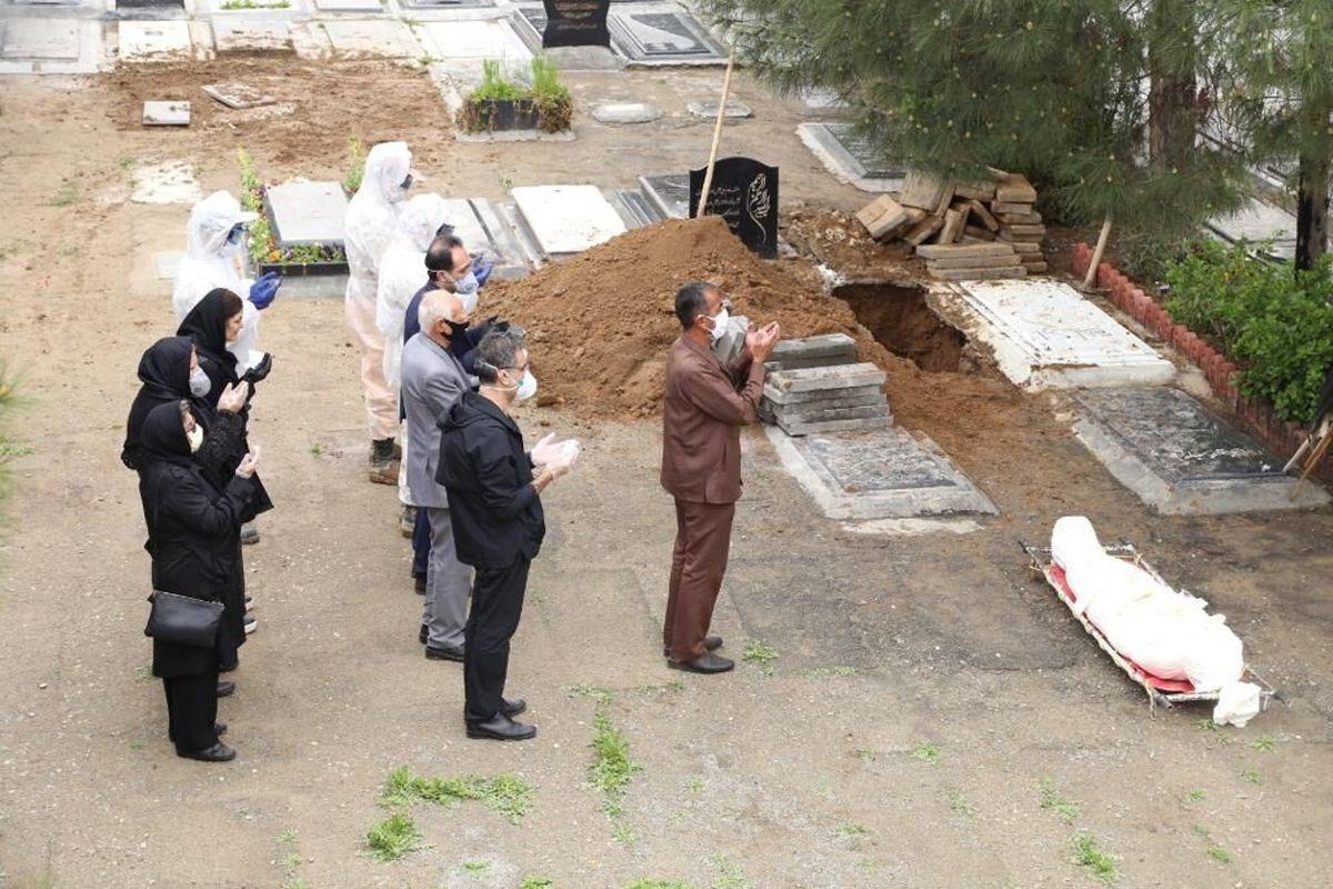 فارس: رکورد ۵۱ ساله متوفیان تهران شکست    فوت ۳۹۰ نفر در یک روز