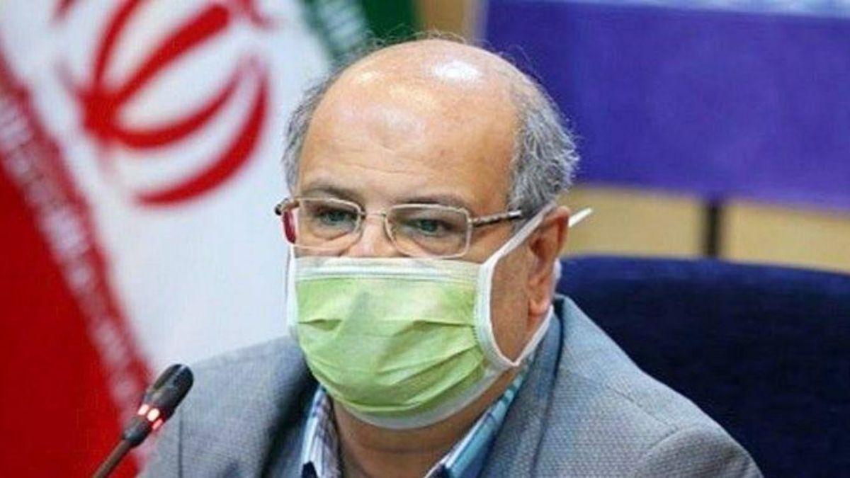بستری بیش از هفت هزار کرونایی در تهران احتمال خیزهای جدید با تغییر در رفتارهای ازدحامی
