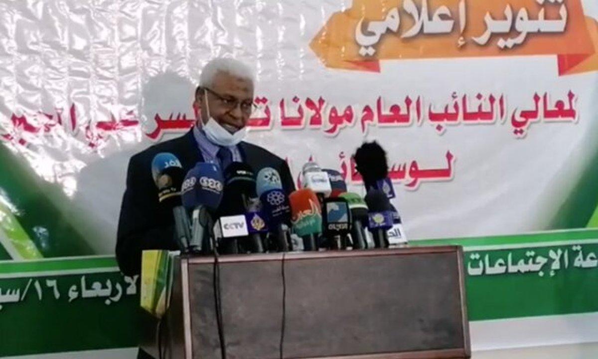 گروه تروریستی        در پایتخت سودان بزرگترین و خطرناکترین توطئه تروریستی خنثی شد