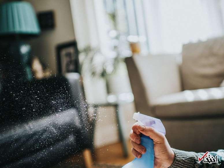 بزرگترین اشتباهات استفاده از محصولات ضدعفونی