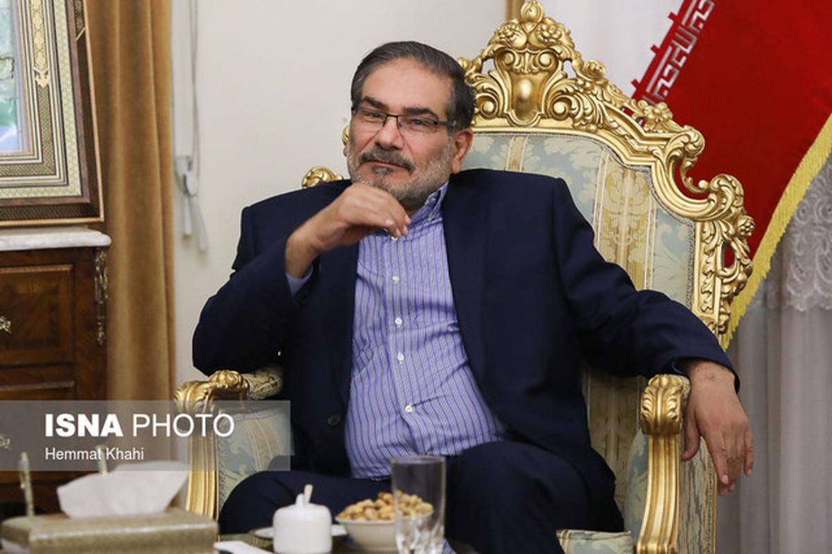 شمخانی: تغییرات شکلی در هیئت حاکمه آمریکا، تاثیری بر ادراک ایران ندارد